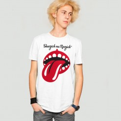 Rolling the stones 2.0, men's t-shirt