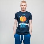 SHZK Stars, men's t-shirt