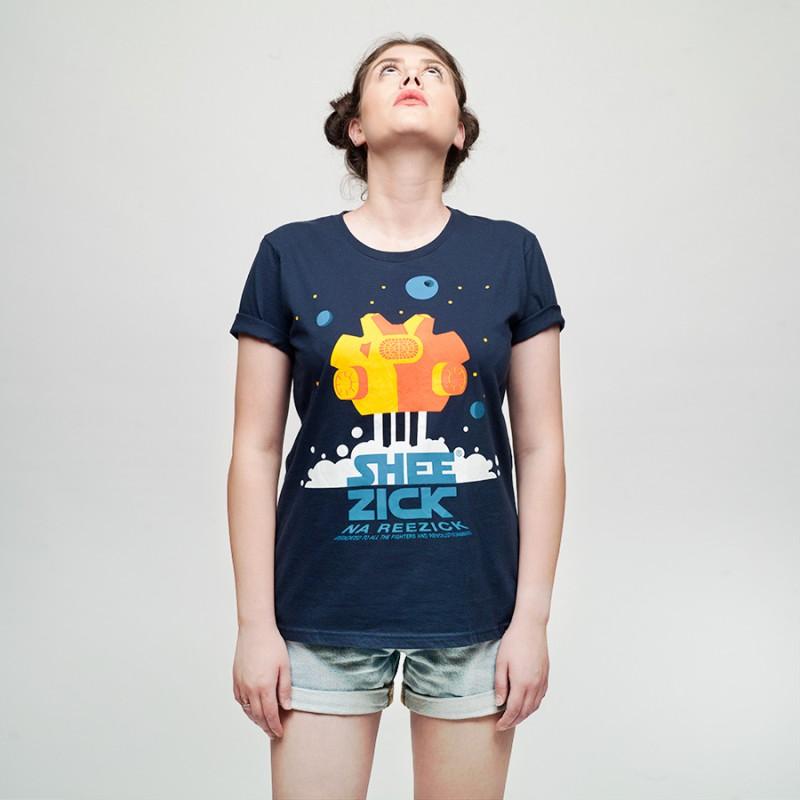 SHZK Stars, women's t-shirt