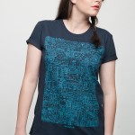 SKP Blueprint, women's t-shirt
