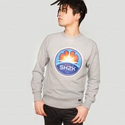 Rogue SHZK, grey sweatshirt