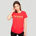 Chocolate, women's t-shirt