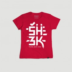 SHZK Worldwide, women's t-shirt