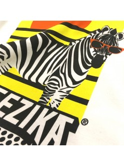 Zebra, women's t-shirt