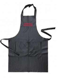 Red Hot Sheezick na reezick, black apron