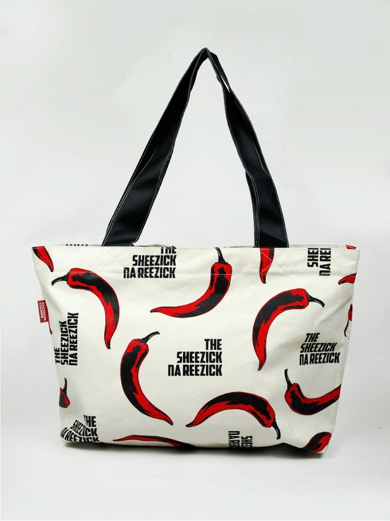 Pepper, city bag