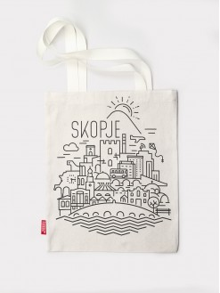 SKP Panorama, tote bag