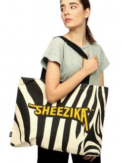 Zebra, tote bag