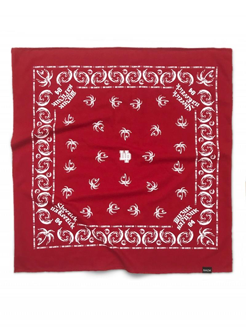 Olympic Champion 84, red bandana