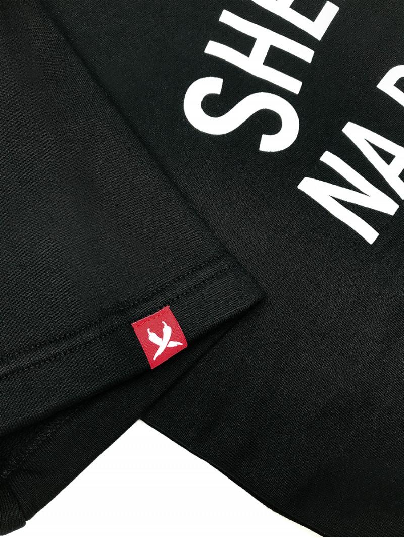 Instruktor, short sleeve sweatshirt