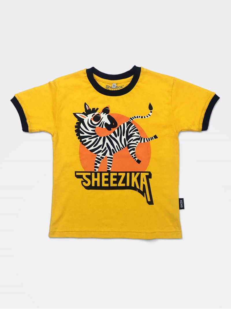 Zebra, kids t-shirt