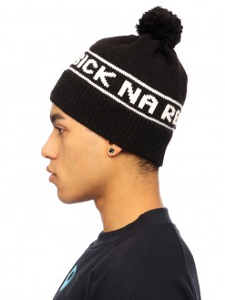 SHZK team, black beanie