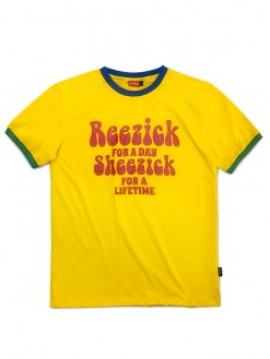 Reezick For A Day, men's t-shirt