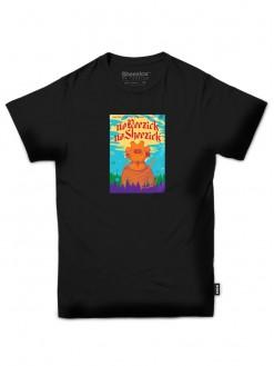 20.000 Colours Under the Forest, black men's t-shirt