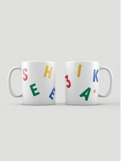 Kindergarten Sheezika, mug
