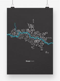 Skopje maalo, poster