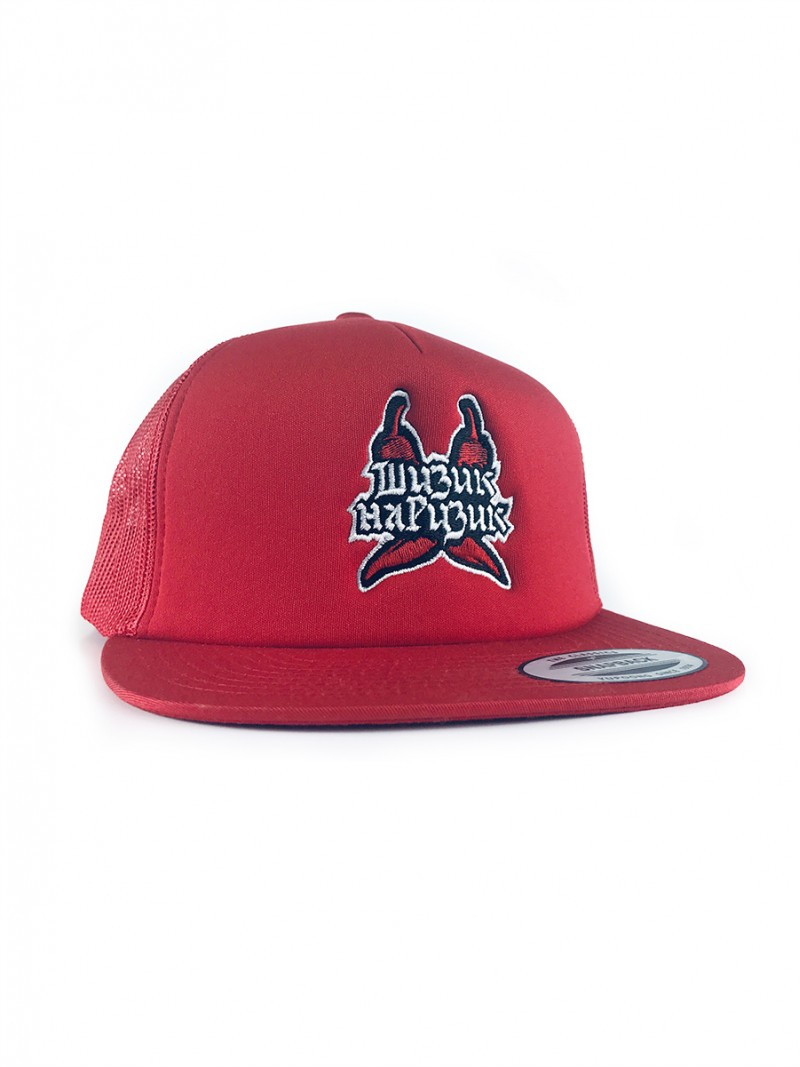 Red Pirate Pepper, snapback