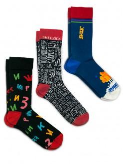 3 Pack, socks