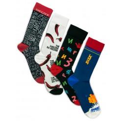 Pack of 4, socks