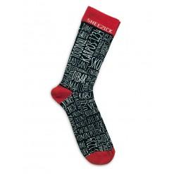 Big Little Maalo, socks