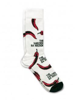 Hot Pepper, socks