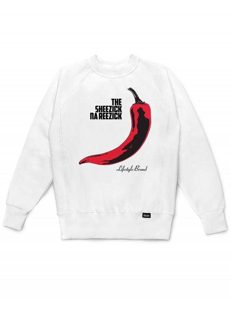 Pepper, sweatshirt