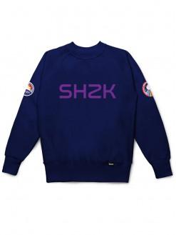 Rogue SHZK, navy sweatshirt