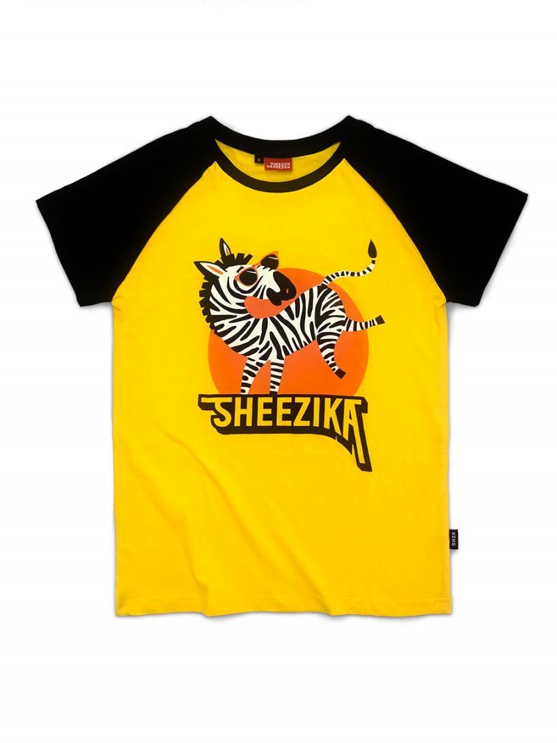Zebra 2.0, women's t-shirt