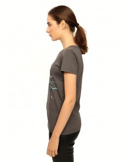 SKP Maalo grey, women's t-shirt