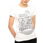 SKP Panorama, women's t-shirt