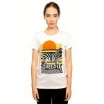 Zebra, women's t-shirt