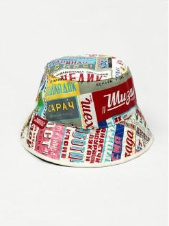 Names, bucket hat