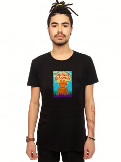 20.000 Colours Under the Forest, black men's t-shirt